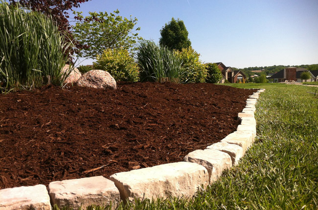Pricing for landscape install in the Columbia, IL area.