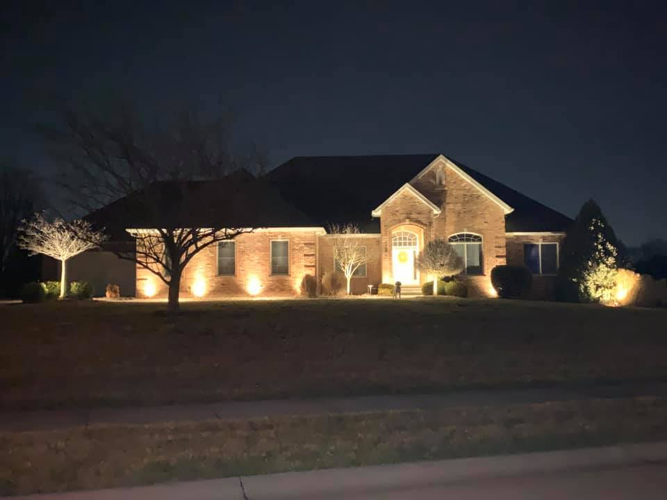 Project Case Study: Outdoor Lighting Upgrade in Columbia, IL
